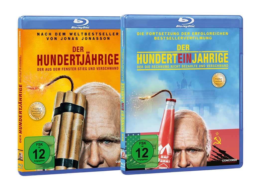 Gewinnspiel: CityNEWS verlost drei Blu-Ray-Kombipakete - copyright: PR