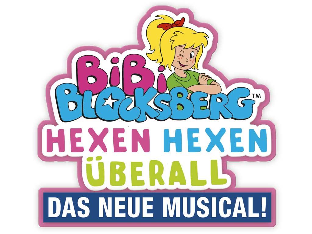 Bibi Blocksberg: Hexen Hexen Überall! - copyright: COCOMICO