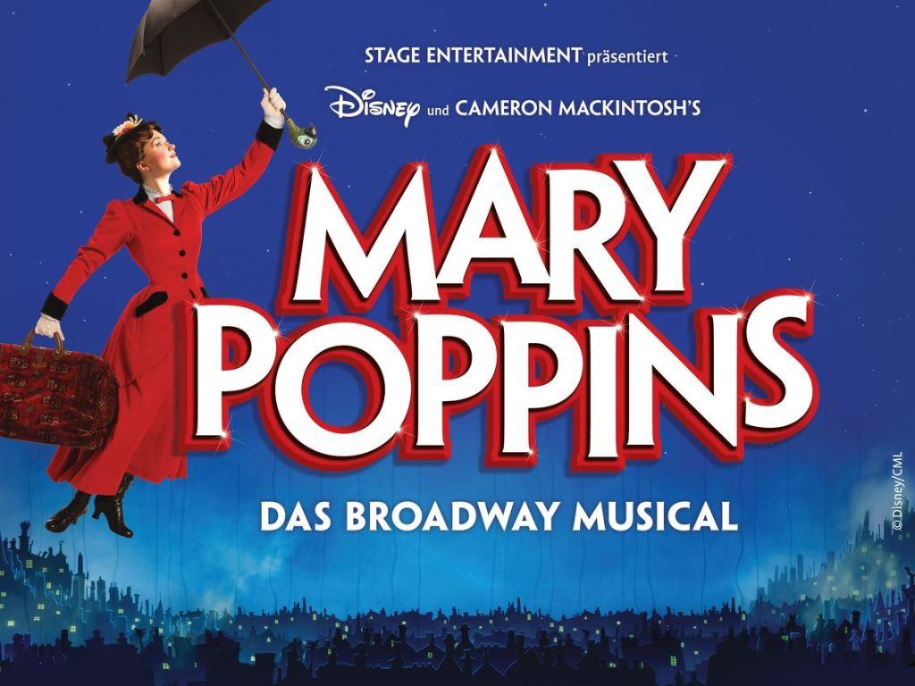 Mary Poppins - copyright: Stage Entertainment