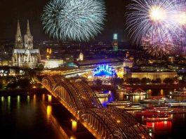 Kölner Lichter 2019: CityNEWS hat hier alle Infos zum großen Feuerwerks-Event! copyright: KölnTourismus GmbH / Dieter Jacobi