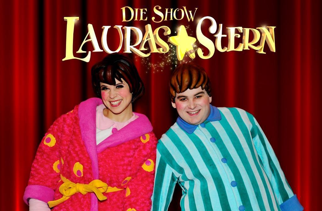 Laura´s Stern - Das Musical - copyright: Frank Burkhard Fotografie