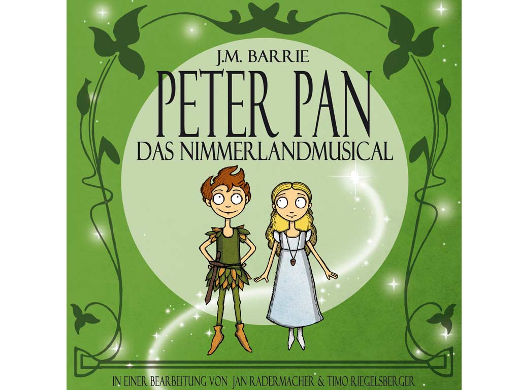 Peter Pan - Das Nimmerland-Musical - copyright: Theater Lichtermeer