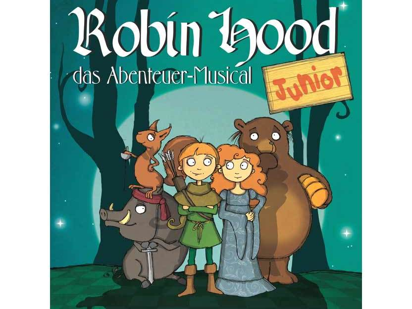 Robin Hood Junior - copyright: Theater Lichtermeer