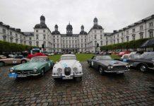 Schloss Bensberg Supersports Classics 2017 (SBSC): Größte Sportwagenshow begeisterte Publikum und Fahrer - copyright: Raphael Stötzel