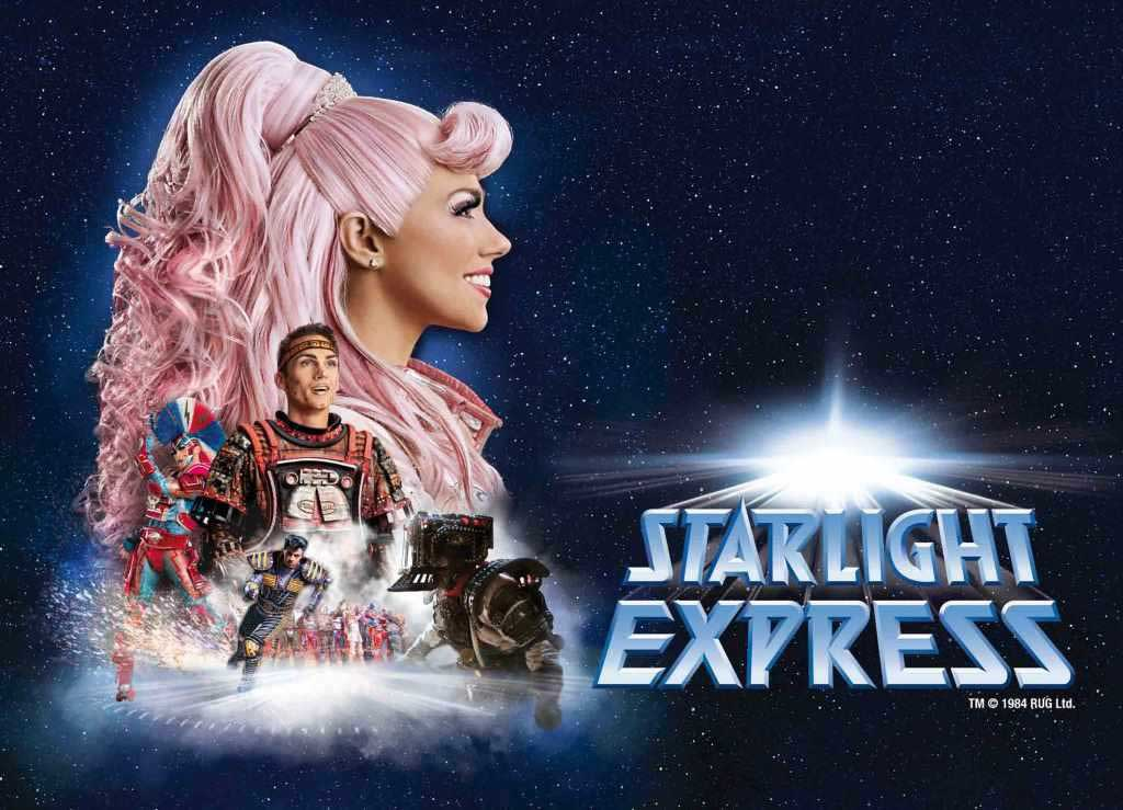 Starlight Express - copyright: Mehr! Entertainment / Starlight Express