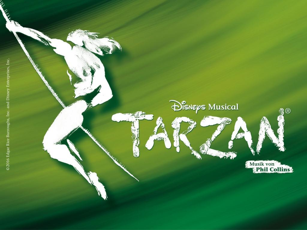 Disneys Tarzan - copyright: Stage Entertainment