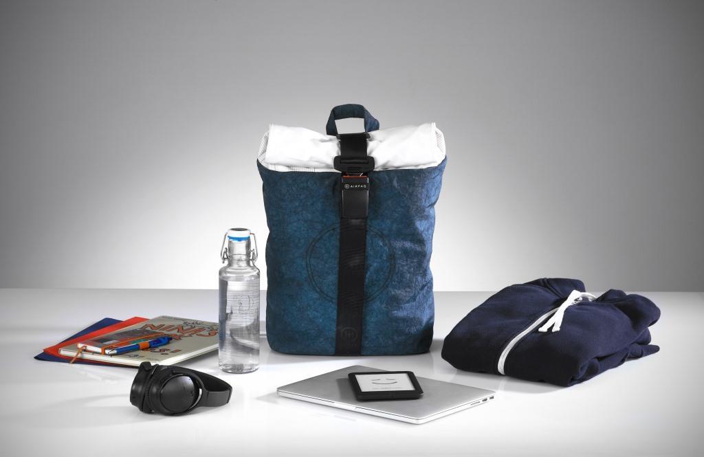 Gewinnen Sie mit CityNEWS einen Airpaq Rucksack! - copyright: Airpaq