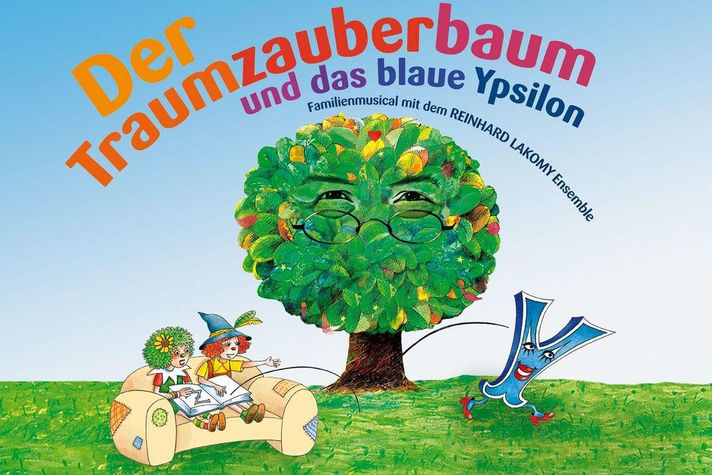 Der Traumzauberbaum und das Blaue Ypsilon - copyright: Veranstalter, Klaus Vonderwerth, Elena Staritsyna, Sabine Kasten, Traumzauberbaum Marketing