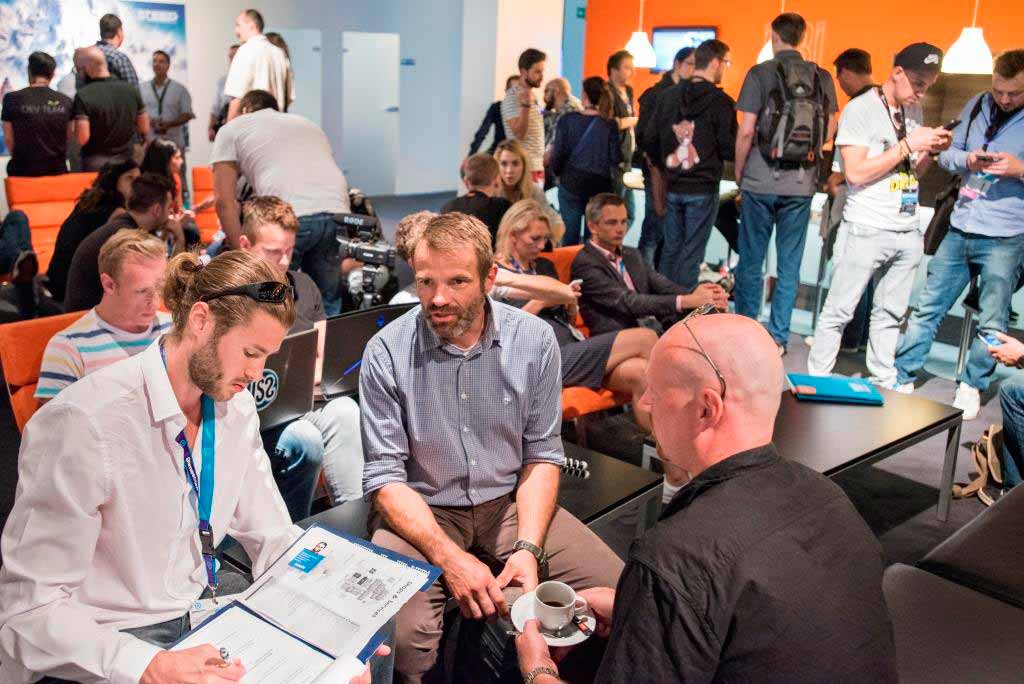 business area: Internationaler Treffpunkt der Games-Branche copyright: Koelnmesse GmbH, Oliver Wachenfeld