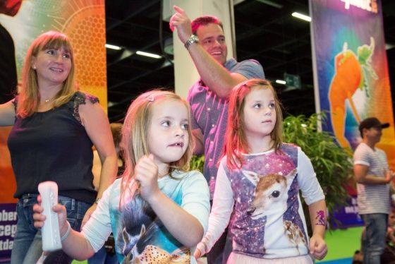 In der Halle 10.2 erwartet Besucher ein speziell auf Familien mit Kindern ausgerichteter Bereich. - copyright: Koelnmesse GmbH, Hanne Engwald