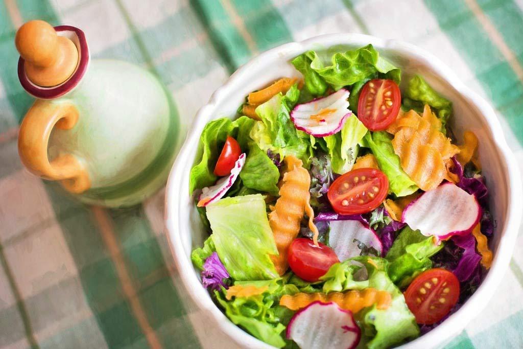 Sommerhitze: Beim Essen auf leichte Kost setzen copyright: pixabay.comSommerhitze: Beim Essen auf leichte Kost setzen copyright: pixabay.com