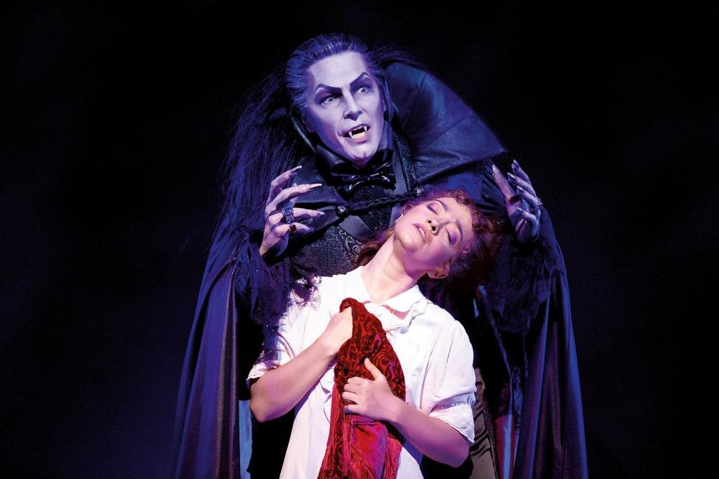 Jetzt wird es bissig: TANZ DER VAMPIRE zieht in den Musical Dome Köln - copyright: Stage Entertainment