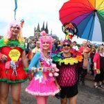 Der CSD in Köln zu den größten Pride-Veranstaltungen in Europa. copyright: ColognePride / Viktor Vahlefeld + Volker Glasow