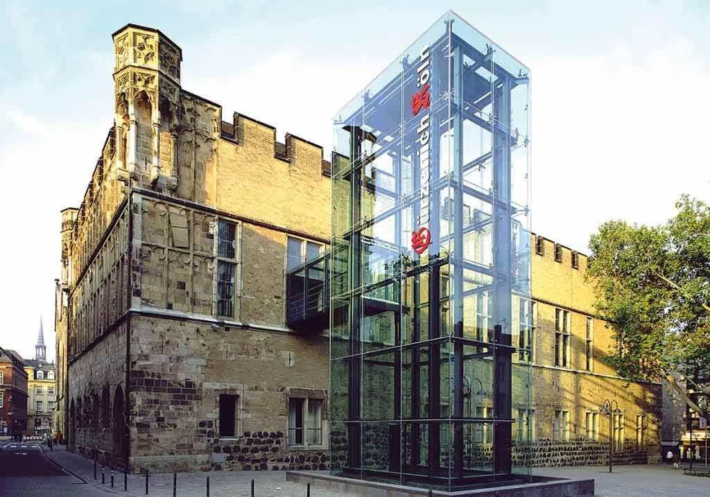 Kölner Gürzenich erhält umfangreiche Sanierung der Fassade