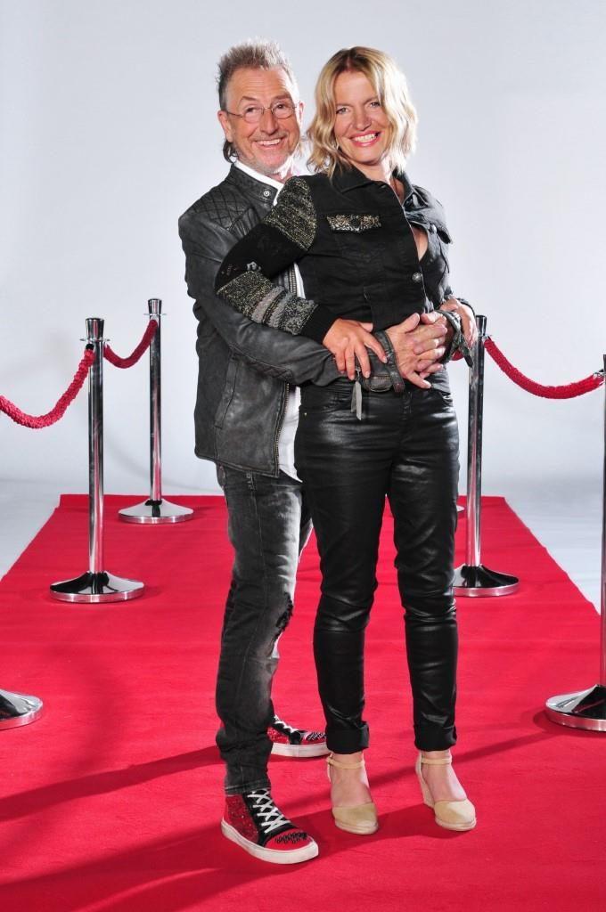 Schauspieler Martin und Ehefrau Sonja Semmelrogge - Foto: MG RTL D / Stefan Menne
