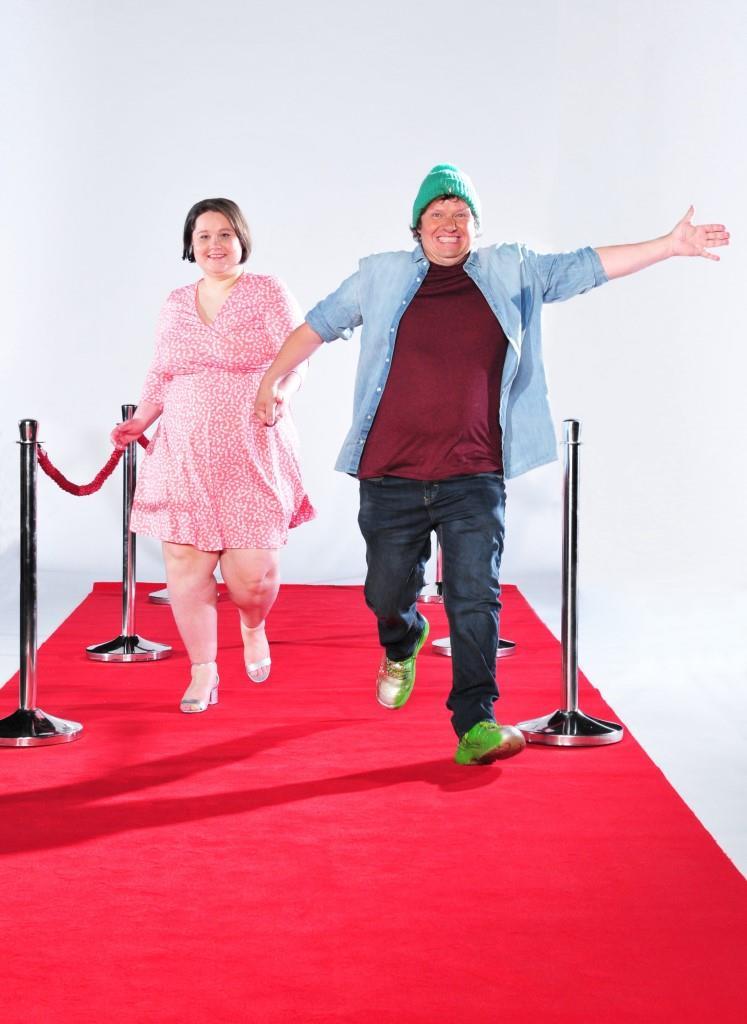 """TV-Schrottstar Manfred """"Manni"""" Ludolf mit seiner offiziell zusammengeschweißten Frau Jana Ludolf - Foto: MG RTL D / Stefan Menne"""