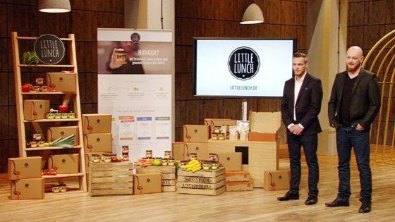 """Die Brüder Daniel Gibischund Denis Gibisch (l.) sind Gründer von """"Little Lunch"""". - Foto: MG RTL D / Sony"""