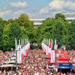 Große Saisoneröffnungsfeier des 1. FC Köln am RheinEngergieSTADION copyright: CityNEWS