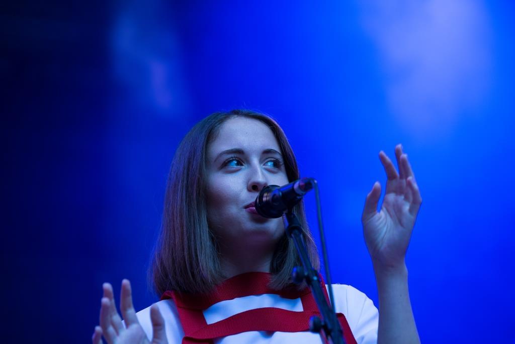 Namhafte Künstler (wie Alice Merton) auf mehreren Bühnen im Stadtzentrum werden das Publikum definitiv begeistern. - copyright: CityNEWS / Alex Weis
