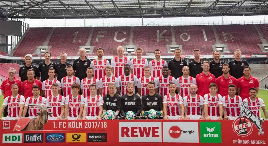 Mit breitem Kader ist der 1. FC Köln auf Dreifachbelastung vorbereitet. - copyright: CityNEWS / Alex Weis