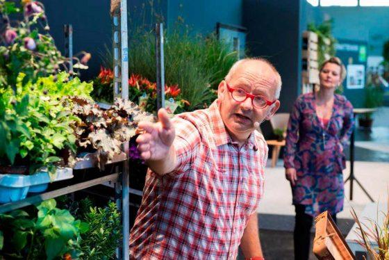WDR-Fernsehgärtner Rüdiger Ramme wird beim TAG DES GARTENS über Gartenpflege sprechen. - copyright: Koelnmesse GmbH / Oliver Wachenfeld