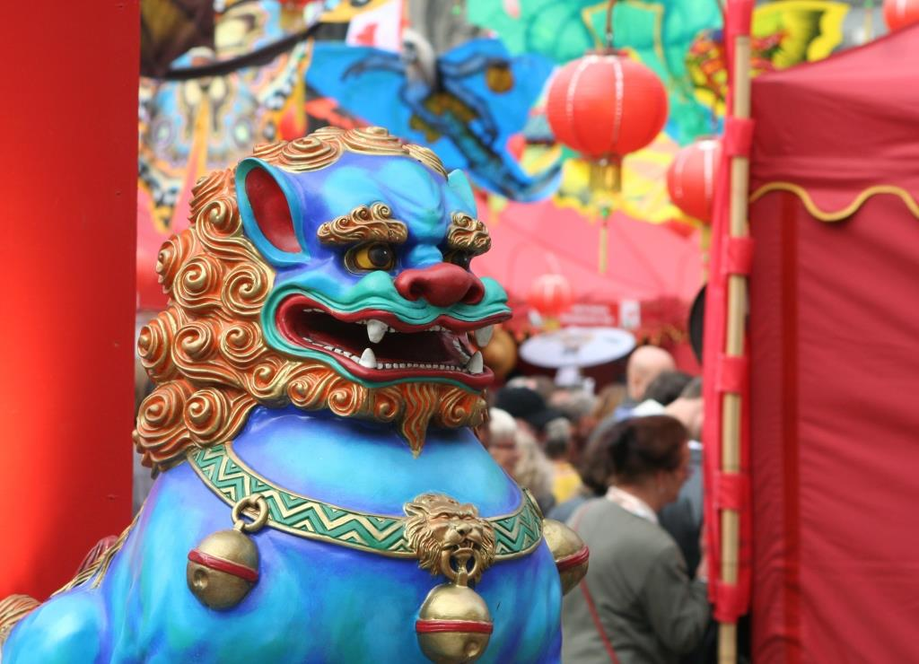 Vom 25.08. bis 27.08.2017 findet das mittlerweile dritte Kölner Chinafest in der Domstadt statt. - copyright: Stadt Köln