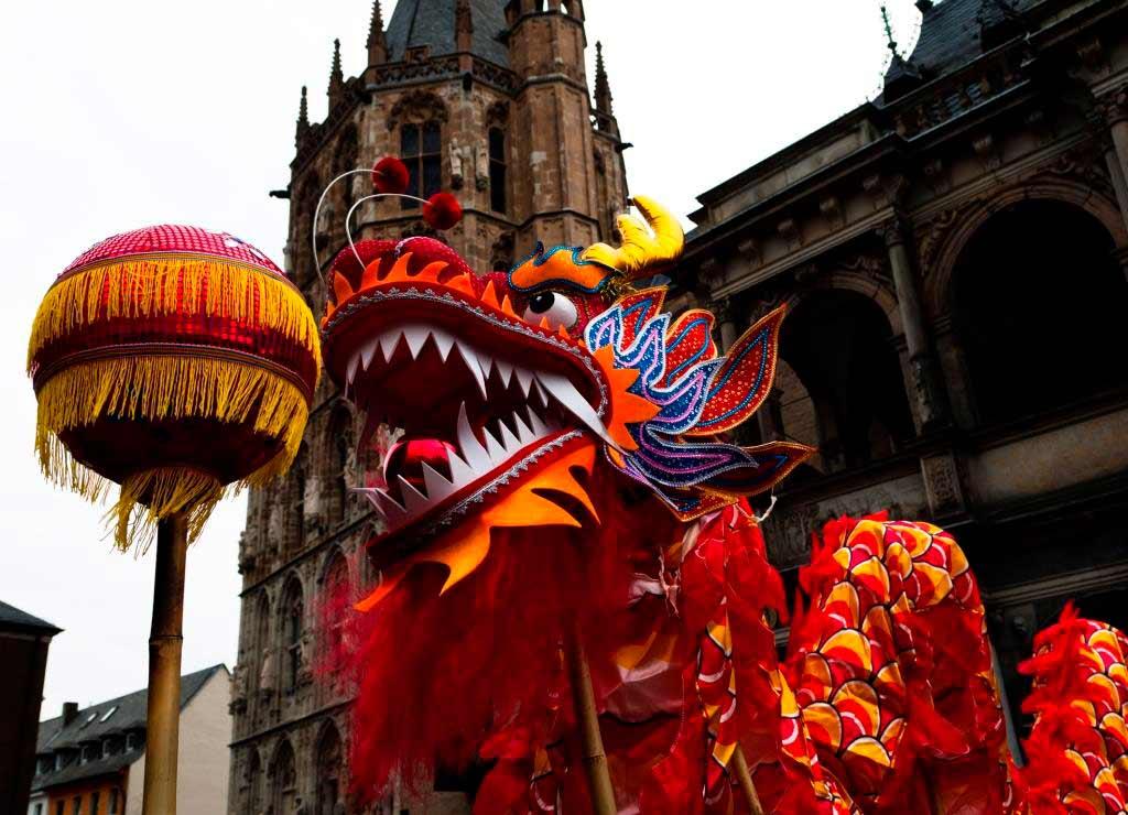 Ni hao zum großem Chinafest in der Kölner Innenstadt: Hier das komplette Programm! - copyright: Stadt Köln