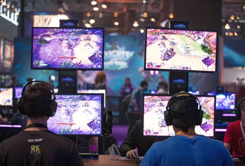 Mehr Gaming geht nicht! copyright: CityNEWS