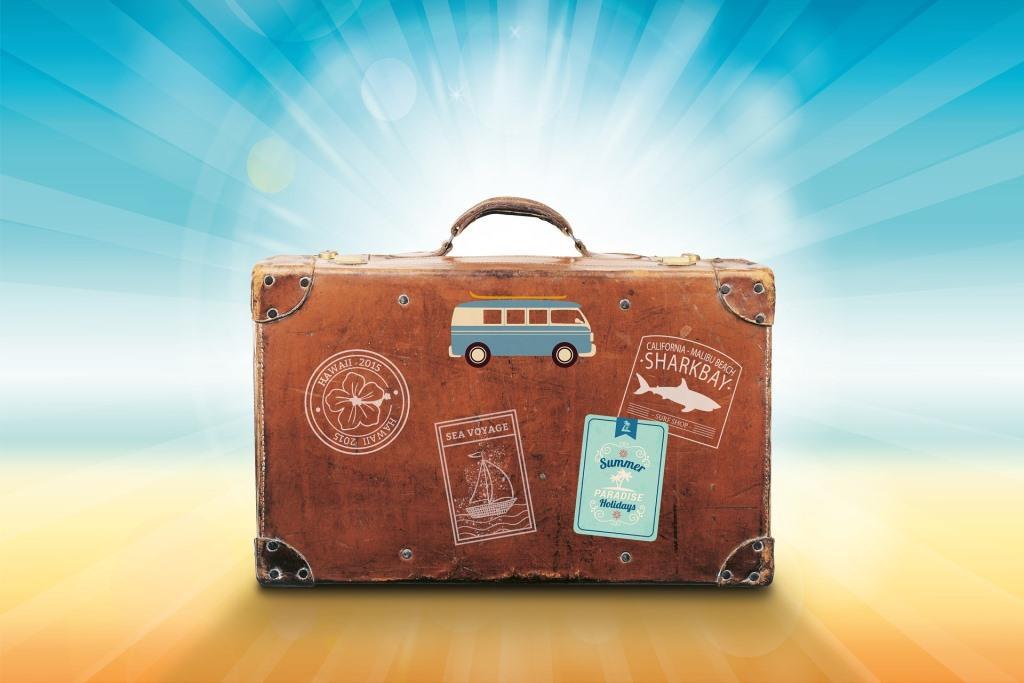 Über die Feritage in den Kurzurlaub? Mit Online-Kalendern behält man die Übersicht. - copyright: pixabay.com