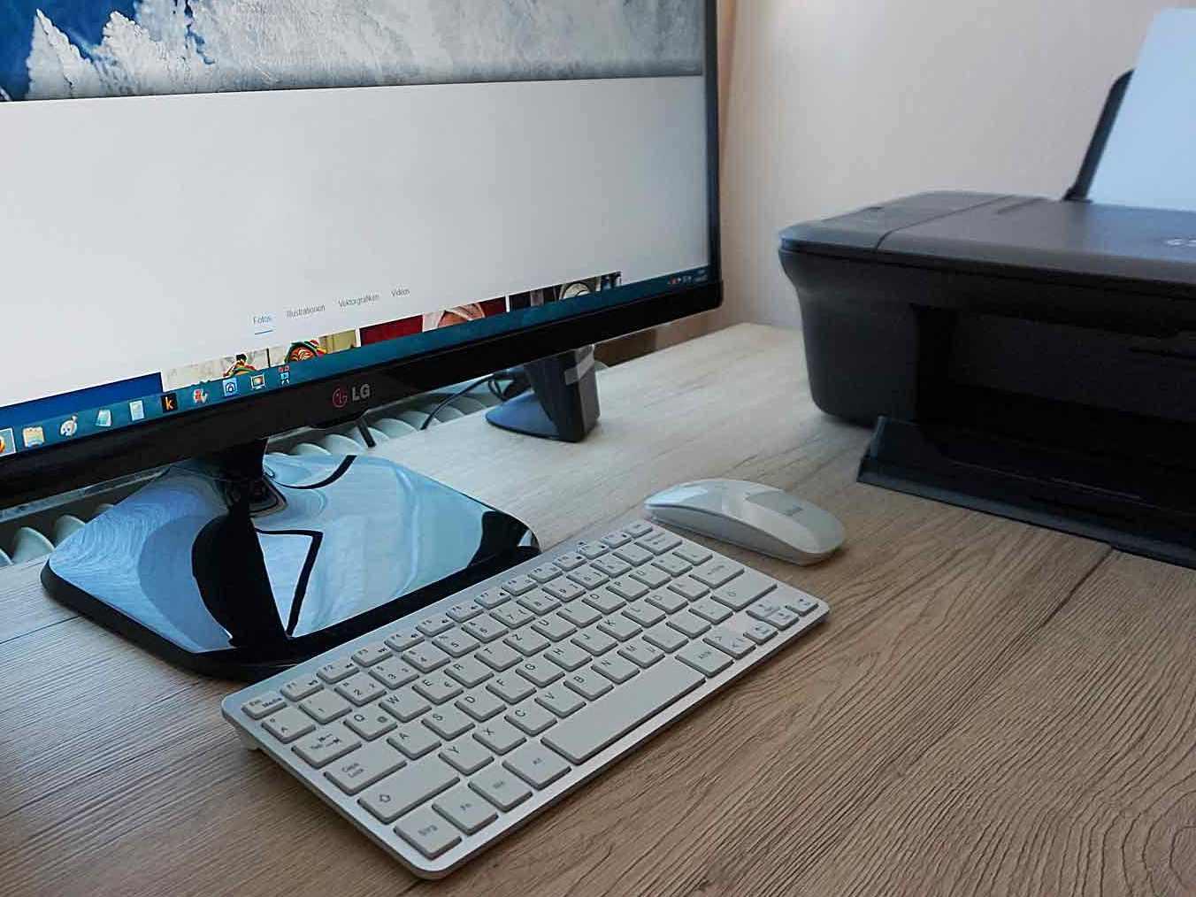 Welche Anforderungen muss der Heimdrucker erfüllen? - copyright: pixabay.com