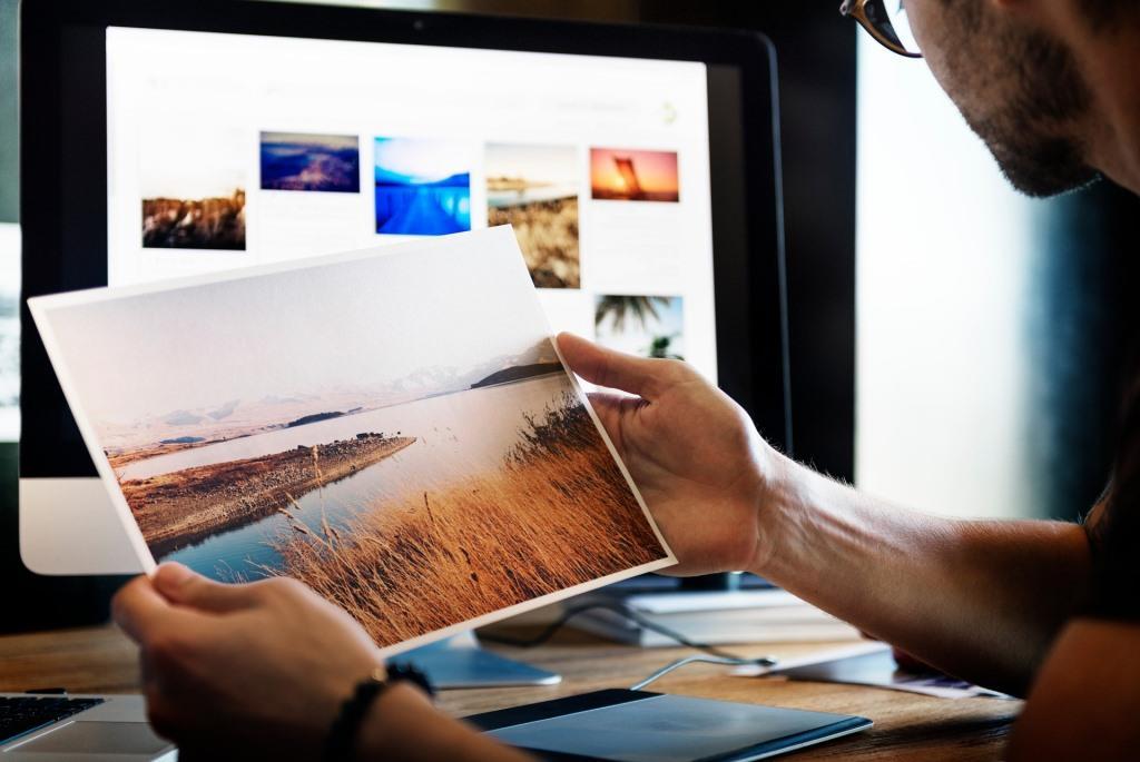 Wer Bilder und Fotos in guter Qualität und vor allem in Farbe ausdrucken möchte, ist mit einem Tintenstrahldrucker gut beraten. - copyright: pixabay.com