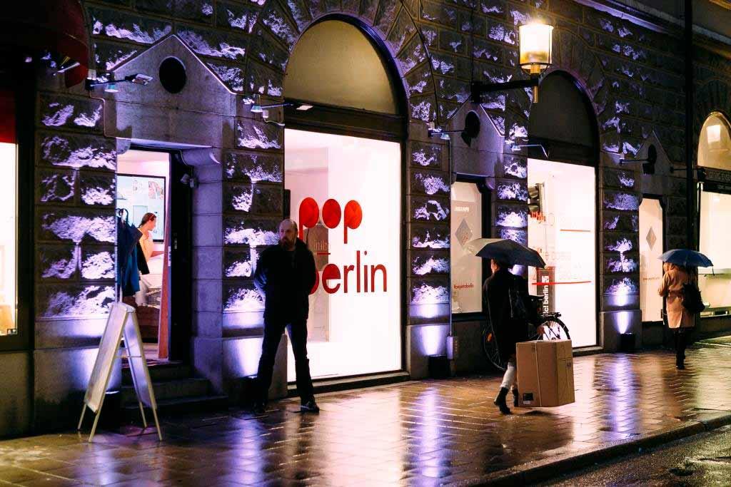 Berliner Lifestyle in Köln: Restaurant, Bar und Shop (hier ein Archiv-Bild) - copyright: visitBerlin / David Thunander