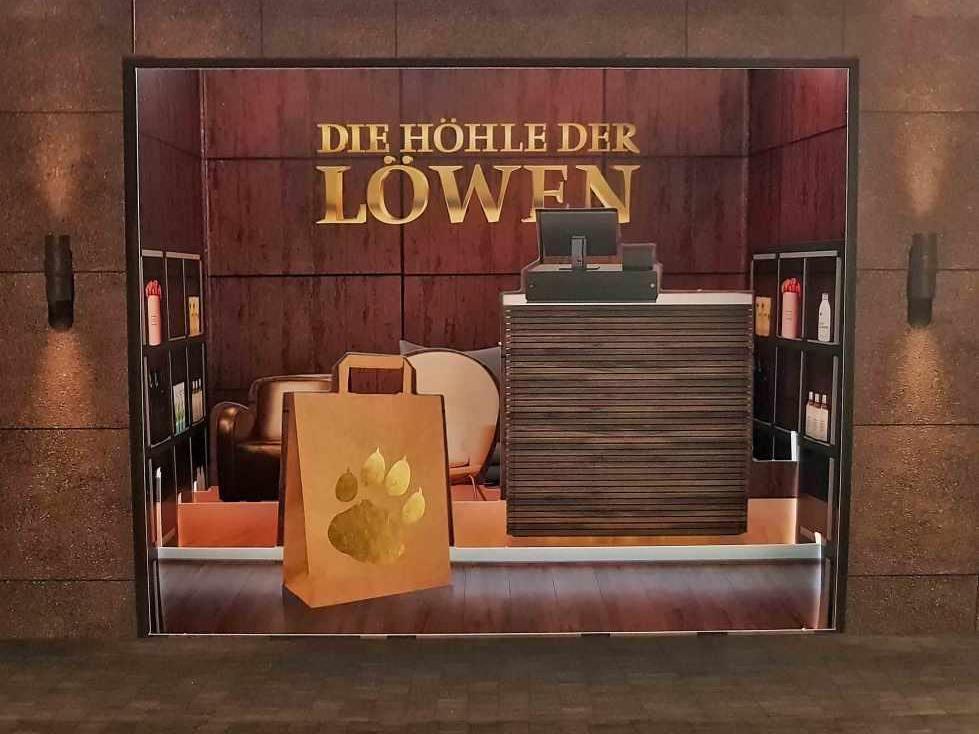 """Der Pop-Up-Store zu """"Die Höhle der Löwen"""" in Köln - copyright: VOX / CityNEWS"""