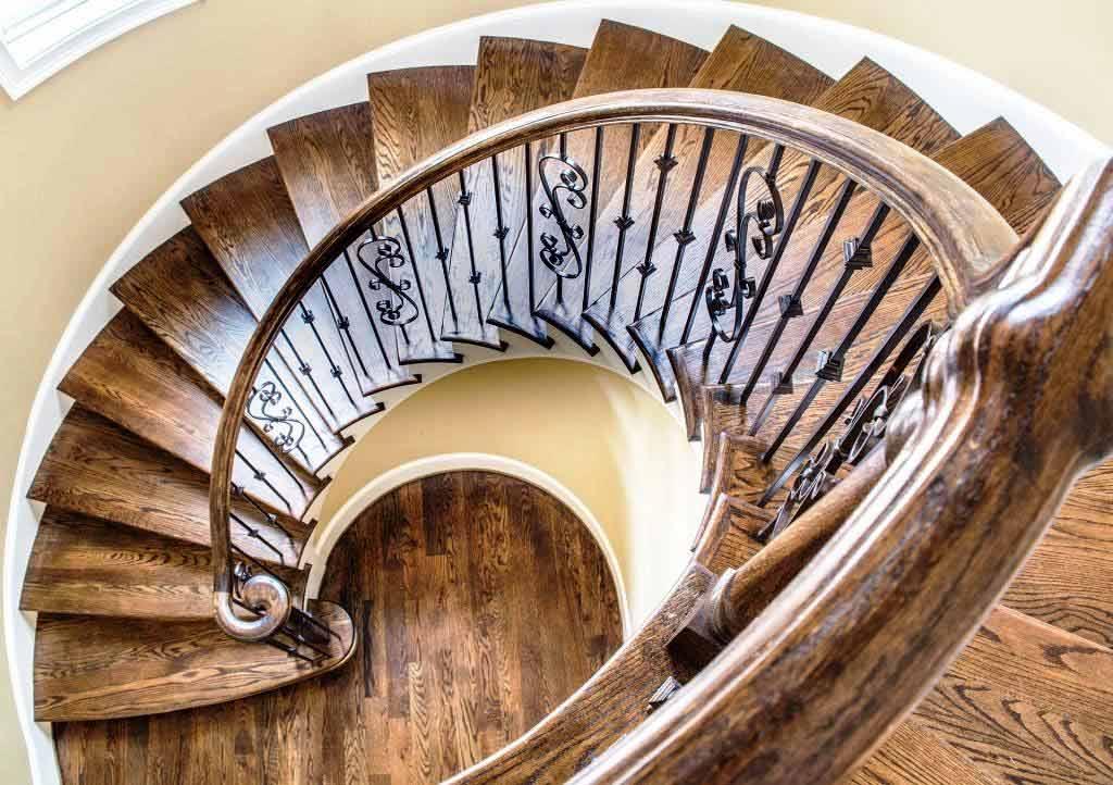 die treppe als wahrer blickfang im haus citynews. Black Bedroom Furniture Sets. Home Design Ideas