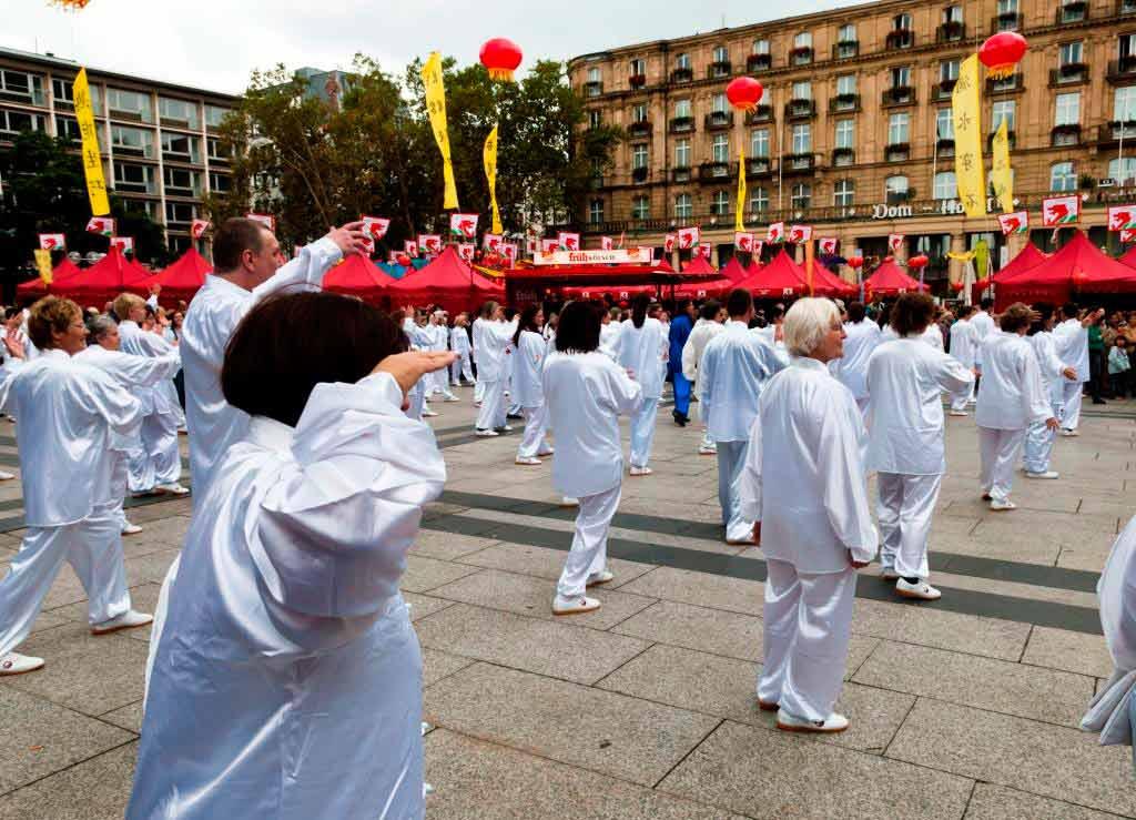 Das Programm zum Chinafest 2017 in Köln - copyright: Stadt Köln