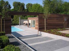 Naturverbunden: Holz und Naturstein auf der Sommer-Wohnzimmer-Terrasse - copyright: pixabay.com