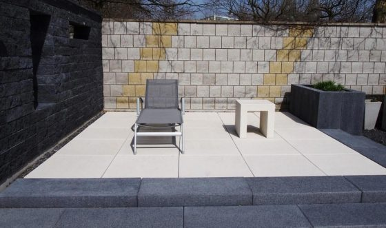 Modern und praktisch: Beton- oder Keramikplatten - copyright: pixabay.com