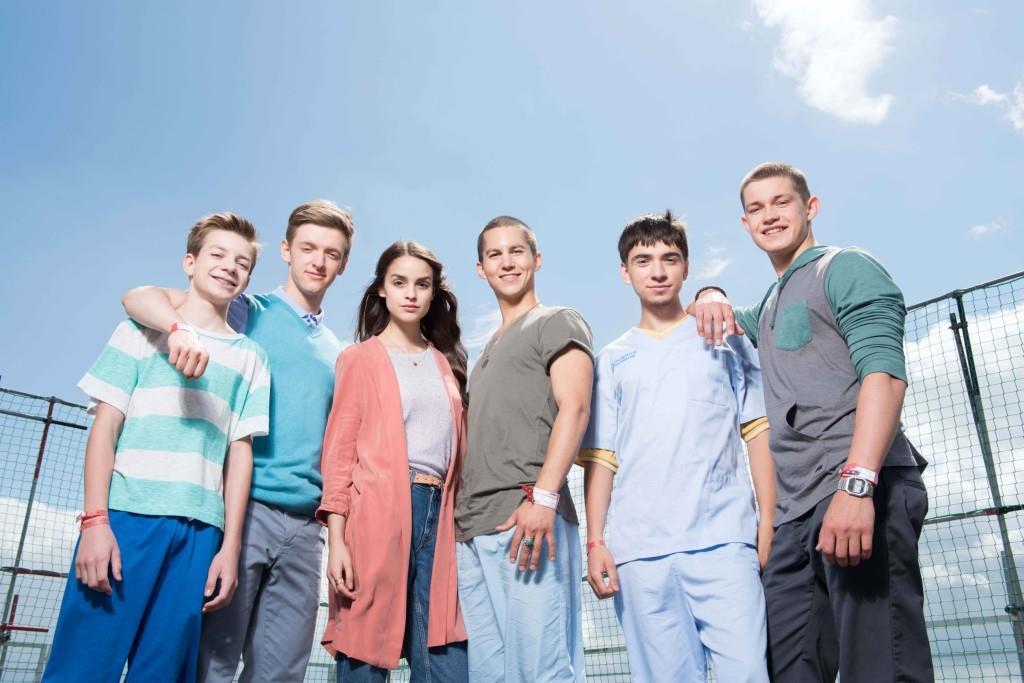Die Erfolgsserie bei VOX dreht sich um Liebe, Leiden und vor allem Freundschaft. copyright: MG RTL D / Martin Rottenkolber