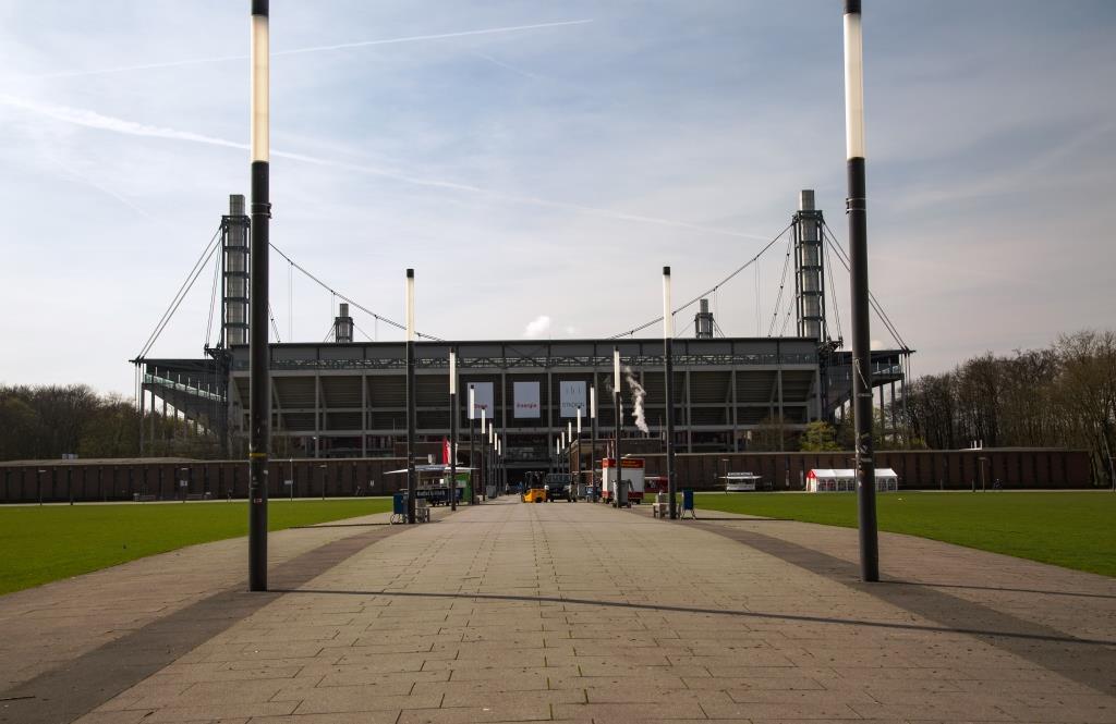 Das Kölner RheinEnergieSTADION: Ein architektonischer Höhepunkt copyright: CityNEWS / Alex Weis