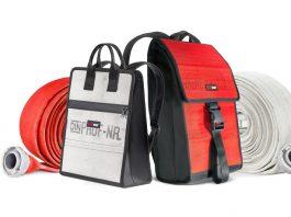 Feuerwear: Gewinnen Sie brandheiße Taschen- und Rucksack-Unikate aus gebrauchtem Feuerwehrschlauch - copyright: Feuerwear
