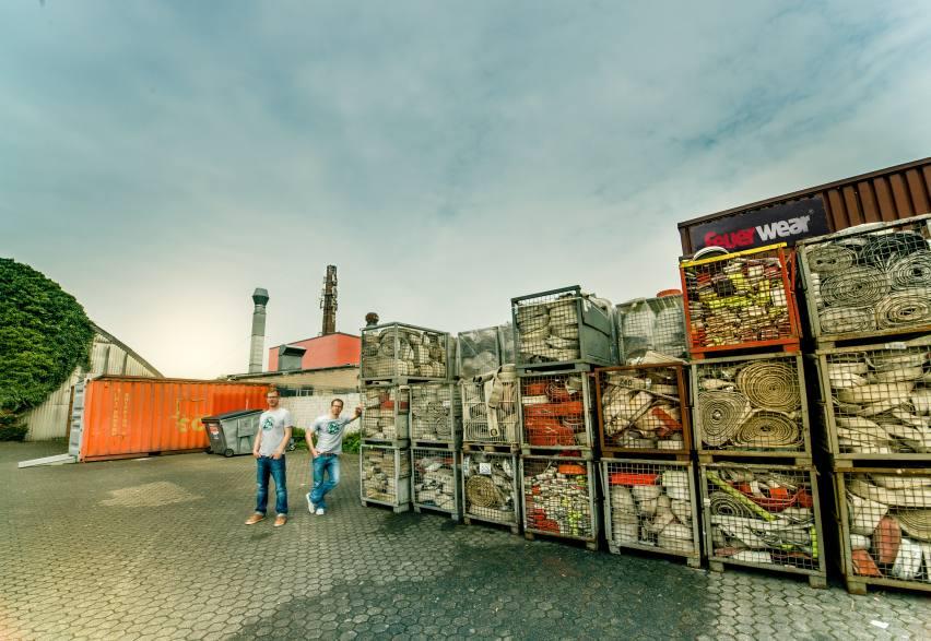 Die Produkte des Kölner Kult-Labels sind nachhaltig und langlebig - copyright: Feuerwear