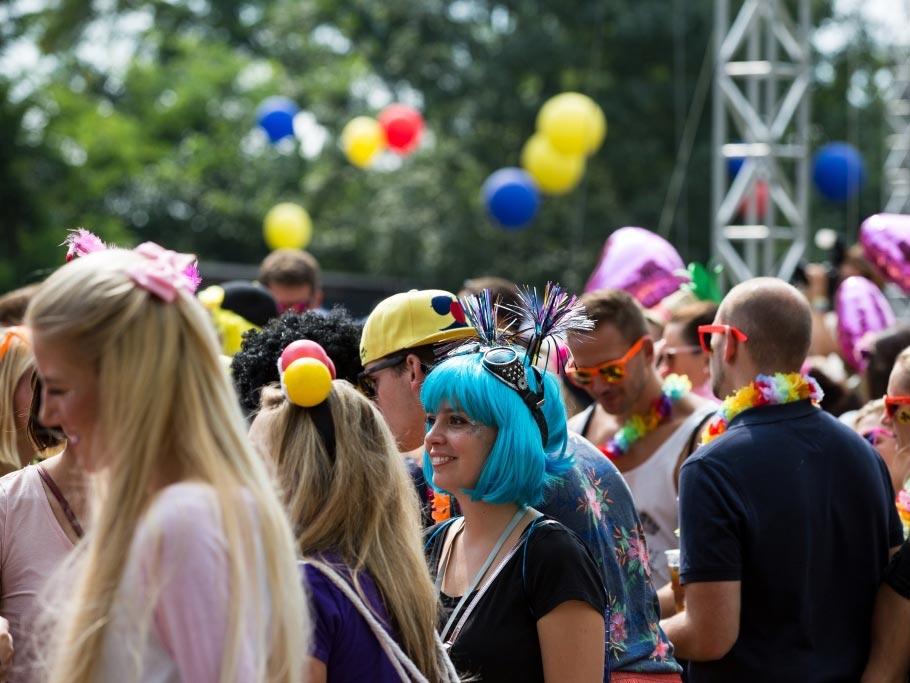 Letzte Tickets für Festival-Sonntag im Kölner Jugendpark - copyright: CityNEWS