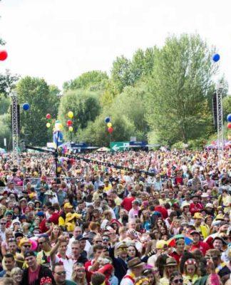 Jeck im Sunnesching 2018: Das kölsche Sommer-Festival in Köln und der Region copyright: CityNEWS