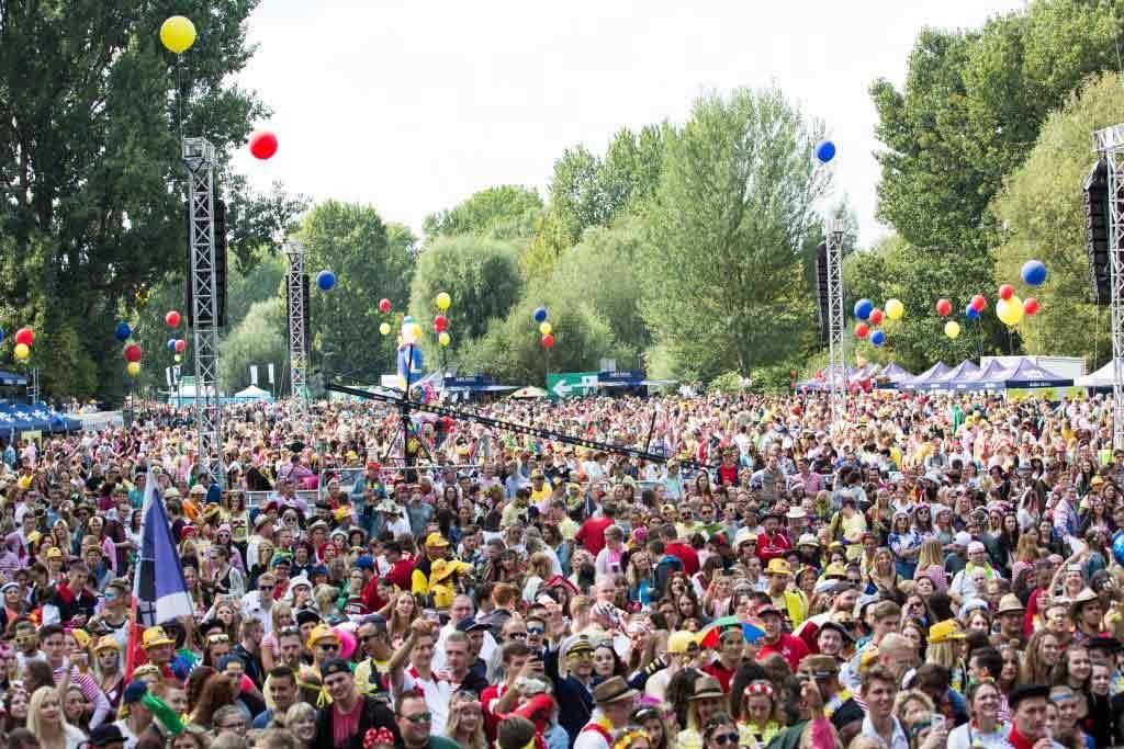 Jeck Im Sunnesching 2018 Das Kölsche Sommer Festival In Köln Und