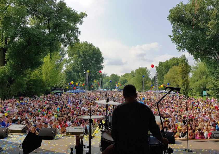 Kölsche Top-Acts sorgten für Sommerfestival-Stimmung! - copyright: CityNEWS