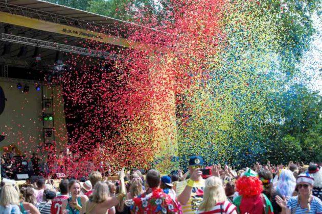 Jeck im Sunnesching: Das Sommerfestival im Kölner Jugendpark copyright: CityNEWS
