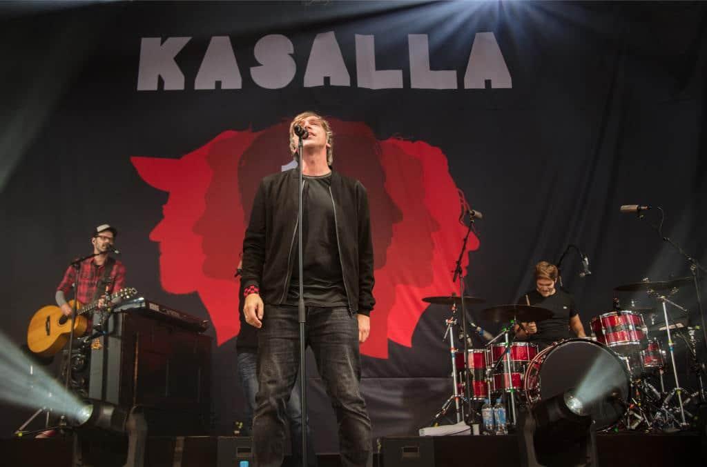 Kasalla feiern mit 12.000 Fans kölsche Album-Release-Party im Tanzbrunnen - copyright: CityNEWS / Alex Weis