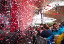 Der Große Kölsche Countdown im Tanzbrunnen Köln. copyright: CityNEWS / Alex Weis
