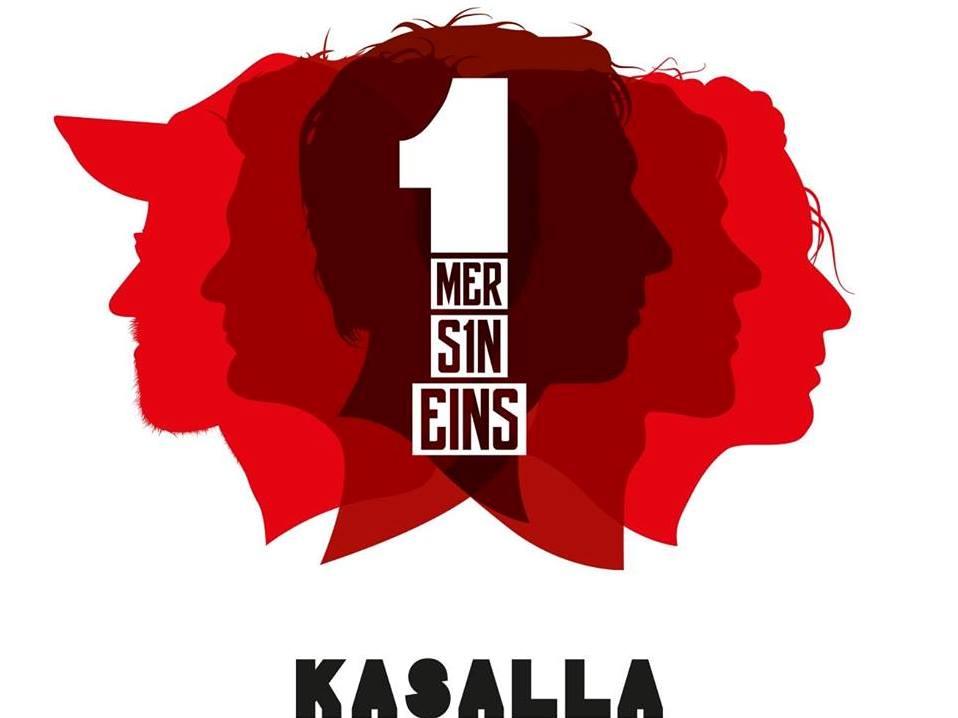 """Kasalla auf große """"Mer Sin Eins""""-Tour durch´s Dreiländereck - copyright: PR"""