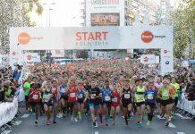 RheinEnergieMarathon 2018 in Köln: Infos zur Strecke, Livestream und Co! copyright: Norbert Wilhemi / Köln Marathon